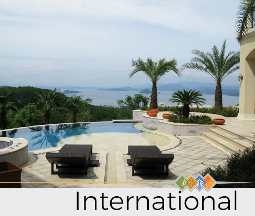International - Pool with View | Outside Productions International